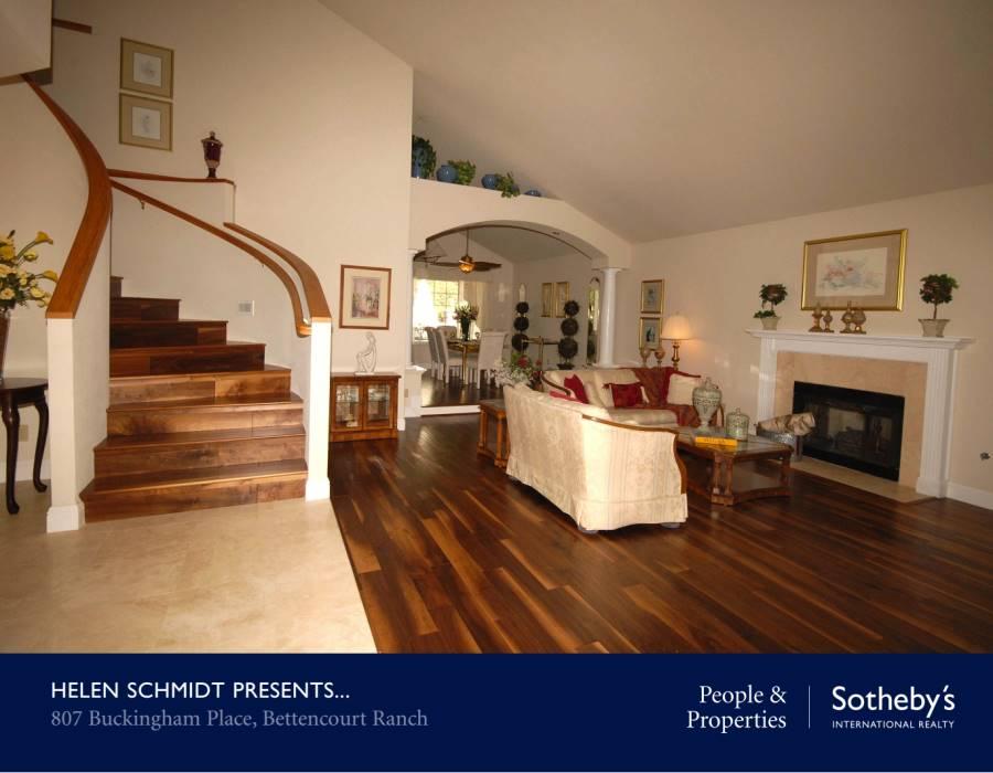 Fireplace Design east bay fireplace : 807 Buckingham Place, Bettencourt Ranch | Helen Schmidt Real ...